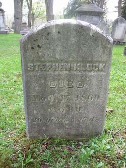 Stephen Klock