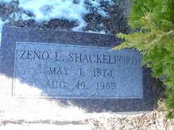 Zeno L. Shackelford
