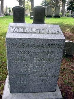 Julia A. <I>Gorbinier</I> VanAlstyne