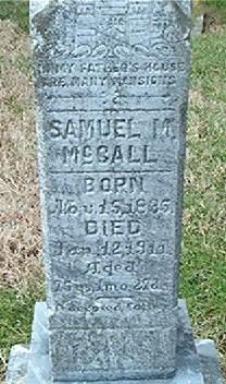 Samuel M. McCall