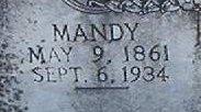 """Amanda William """"Mandy"""" <I>Kincaid</I> McCall"""