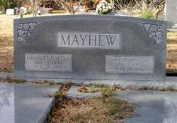 Ivey <I>Johnson</I> Mayhew