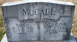 Jacob Rufus McCall