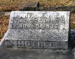 Mary S. Mayhew