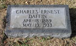 Charles Ernest Daffin