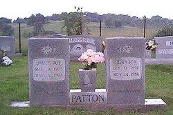 Cora Ida <I>Hopper</I> Patton