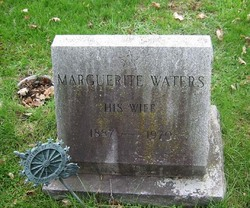 Marguerite <I>Waters</I> Snell