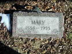 Mary <I>Campbell</I> McBratney
