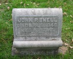 John P. Snell