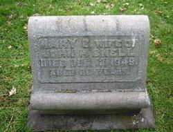 Mary Catherine <I>Briggs</I> Snell