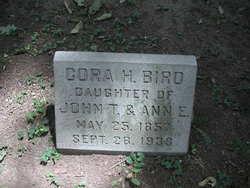 Cora H Bird
