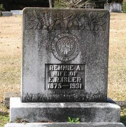 Rennie A. <I>Lee</I> Isler