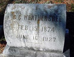 Christopher Columbus Weathersbee