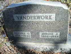 Ulysses Grant Vanderwork