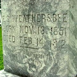 Estes S. Weathersbee