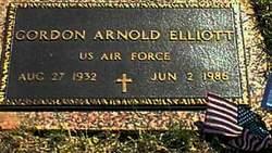 Gordon Arnold Elliott