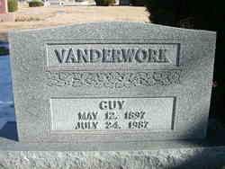 Guy Vanderwork