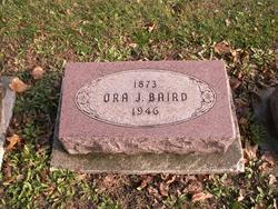 Ora Judson Baird