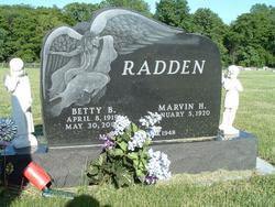 Betty Bess <I>Dressic</I> Radden