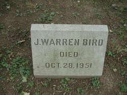 J Warren Bird