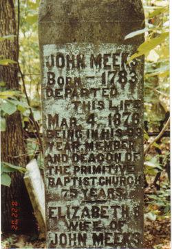 John Meeks
