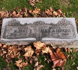 Alice Ann <I>Perkins</I> Colgrove