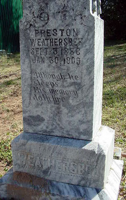 Preston Weathersbee