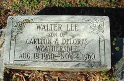 Walter Lee Weathersbee