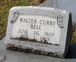Walter Curry Bell