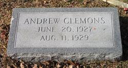 Andrew Clemons