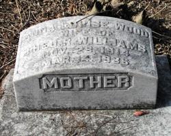 Anita Louise <I>Wood</I> Williams