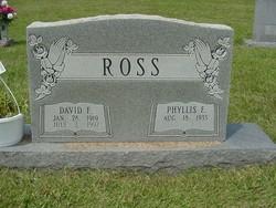 David F Ross
