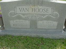 Hester Anna <I>Davidson</I> Van Hoose
