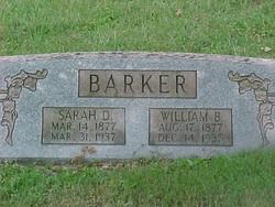 Sarah Delila <I>Lyons</I> Barker