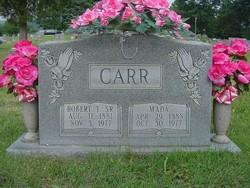 Robert Thomas Carr, Sr