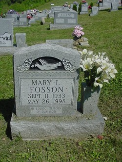 Mary L Fosson