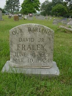 David Frederick Fraley, Jr