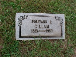Pollyann R Gillam