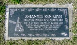 Johannes Van Reyn