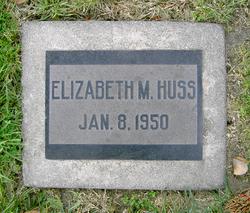 Elizabeth Marie Huss