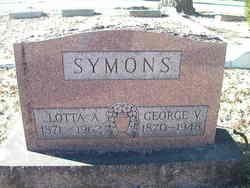 Lotta A. Symons