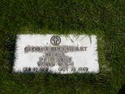 Pvt George Buckheart