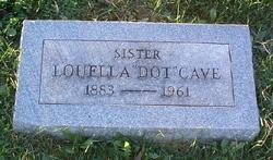 Louella Cave