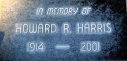 Howard Ralph Harris