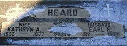 Earl Ray Heard