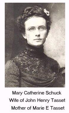 Mary Catherine <I>Schuck</I> Tasset