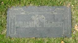 William Ernest Herbert