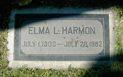 Elma L. Harmon
