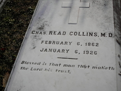 Dr Charles Read Collins