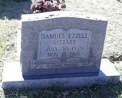 Samuel Ezzell Sistare